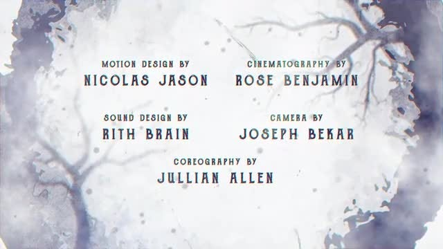 Cine Credit V4: Motion Graphics Templates
