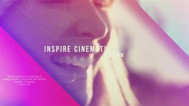 Glitch Modern Promo: After Effects Templates