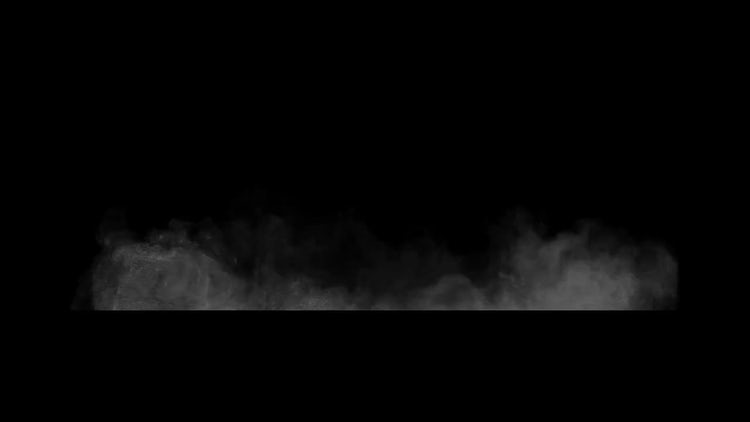 Dust Impact 10: Stock Video