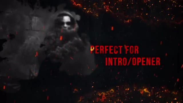 Dark Trailer: After Effects Templates