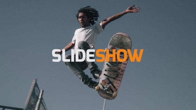 Typography Slideshow Opener: Premiere Pro Templates