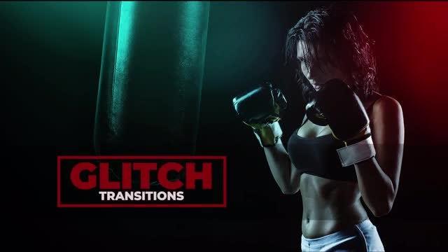 Glitch Transitions 2: Premiere Pro Presets