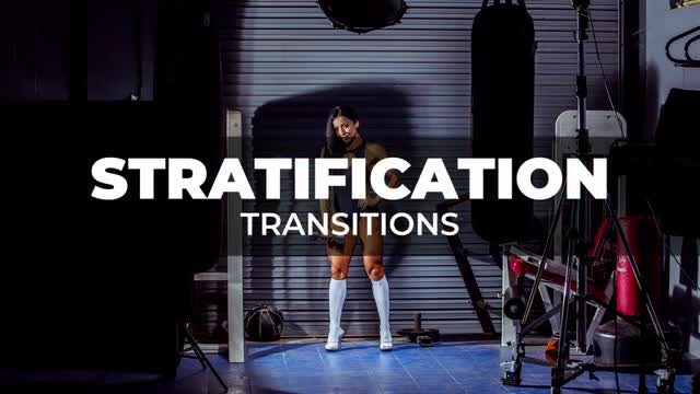 Stratification Transitions: After Effects Presets