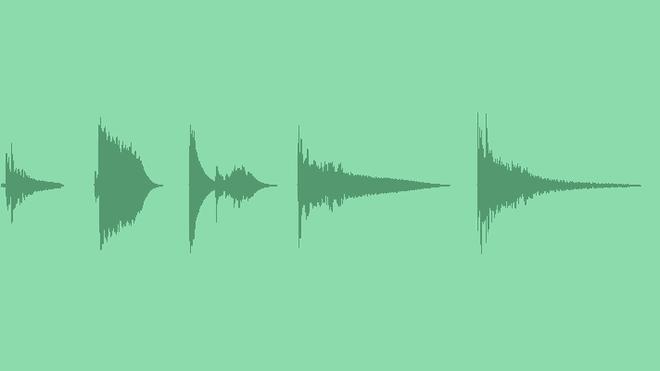 Mallet Notification: Sound Effects