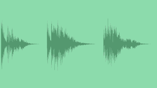 Interface Confirm Pack: Sound Effects