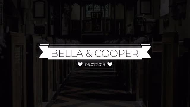 Elegant & Smooth Wedding Titles 4K: After Effects Templates
