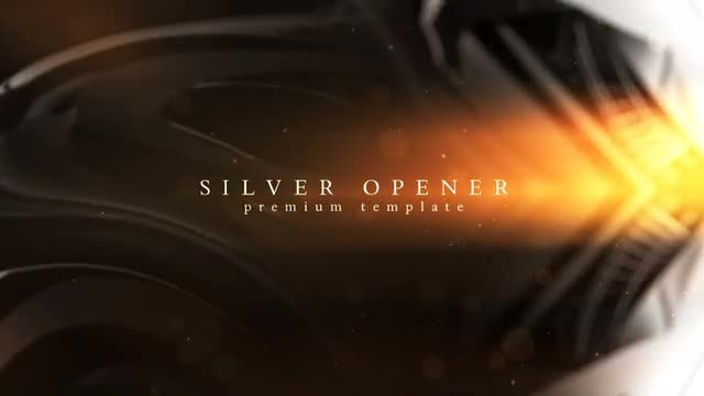 Silver Opener: After Effects Templates