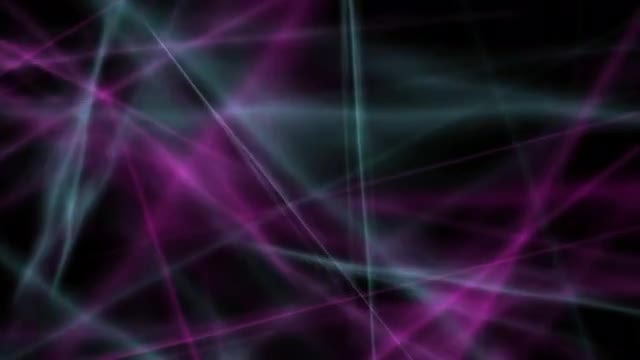 Colorful Fibers Background: Stock Motion Graphics