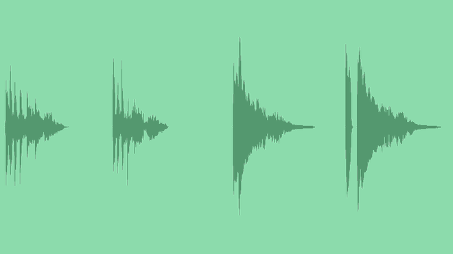 Interface Ding Bouncing: Sound Effects