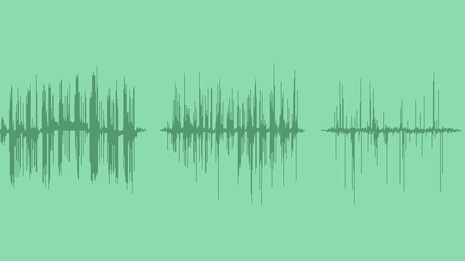 Fun Hi-Tech Bleeps: Sound Effects