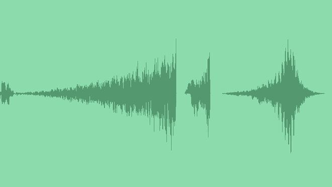 Sci-Fi Risers: Sound Effects