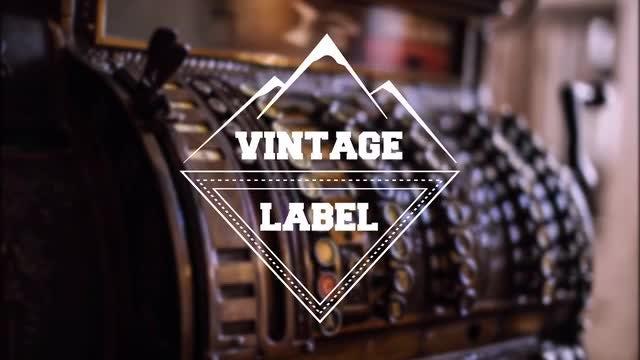 Vintage Titles: Premiere Pro Templates
