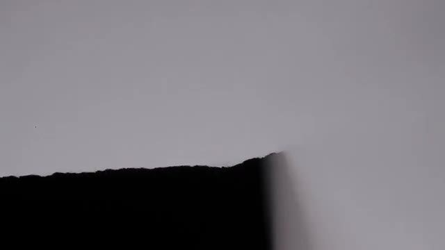 Paper Tear 01: Stock Video