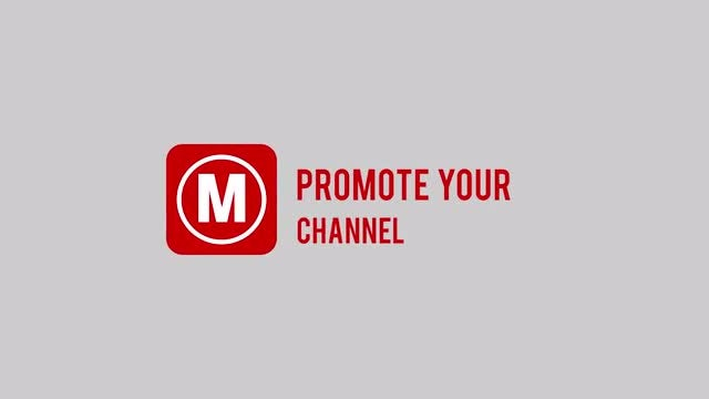 Live stream channel promo: Premiere Pro Templates