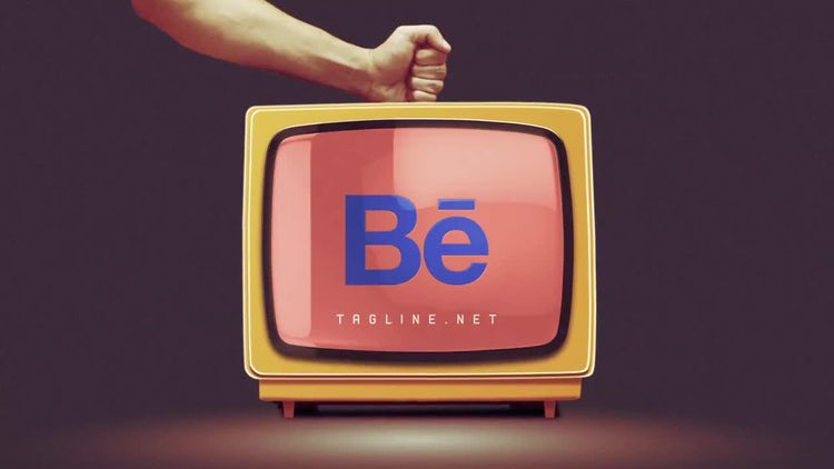 Fun Bad TV Logo: After Effects Templates