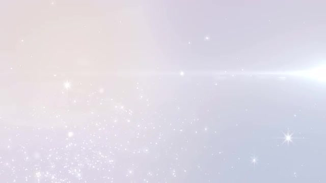 Pastel Particles Background: Stock Motion Graphics