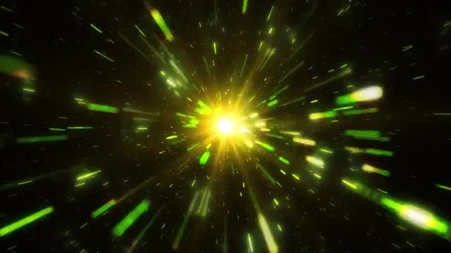 Energy In Space: Stock Motion Graphics