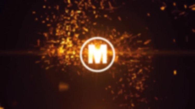 Sparks Logo Reveal: Premiere Pro Templates