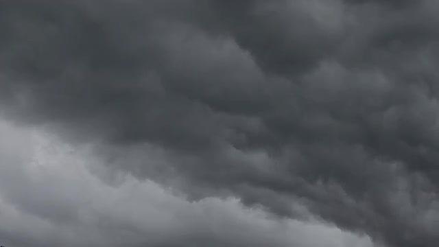 Rain Clouds: Stock Video