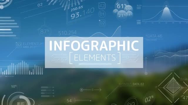 Infographic Elements Pack: Stock Motion Graphics