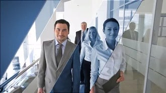 Modern Corporate Presentation: After Effects Templates