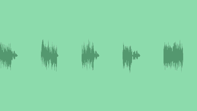 Digital Text: Sound Effects