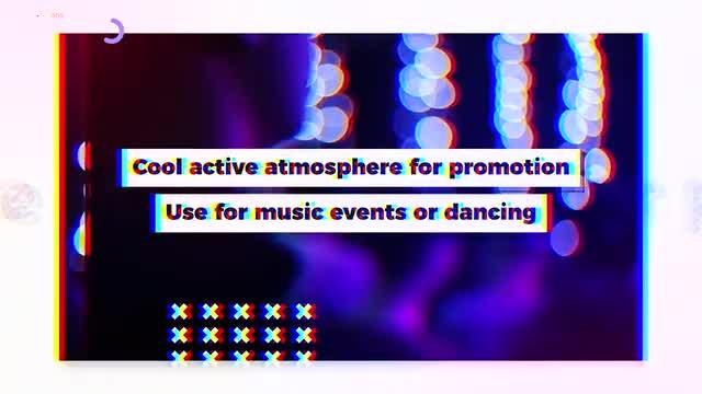 Dynamic Music Promo: After Effects Templates