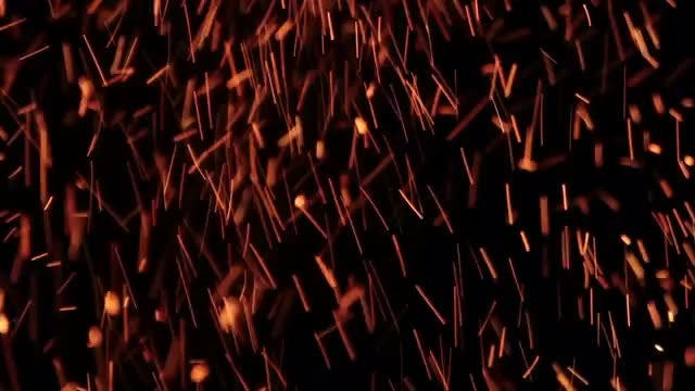 Embers: Stock Video