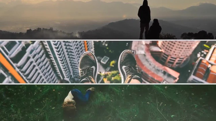 Gentle Slideshow: After Effects Templates