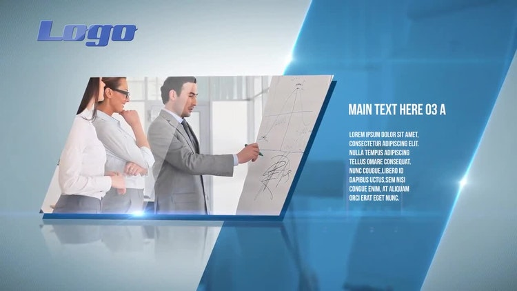simple corporate - after effects templates | motion array, Powerpoint templates