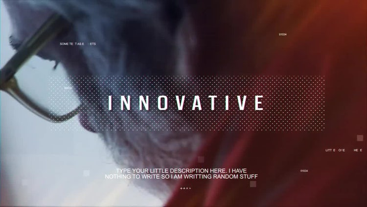 Motivational Presentation: After Effects Templates