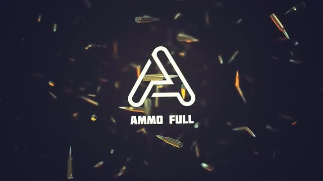 Ammo Logo Reveal: After Effects Templates