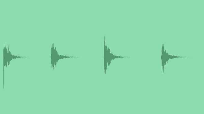Water Drops Echo: Sound Effects