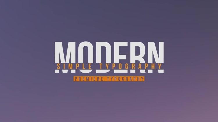 Cool Motion Titles: Premiere Pro Templates