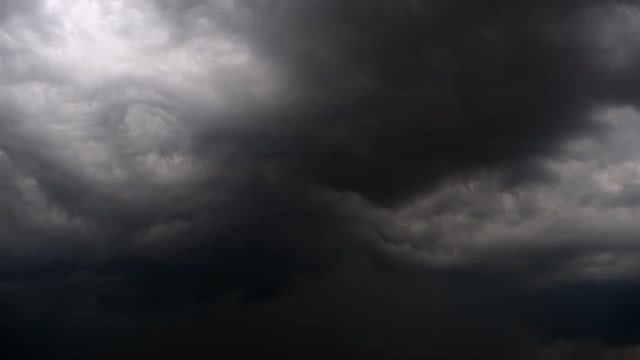 Storm Clouds: Stock Video