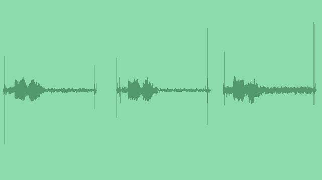 Rewind: Sound Effects