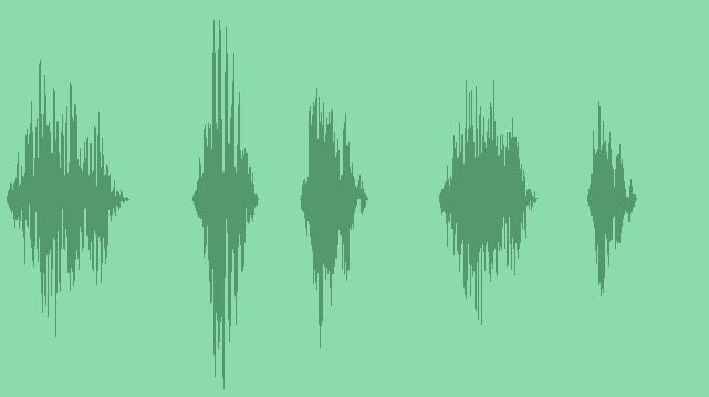Underwater Transitions: Sound Effects
