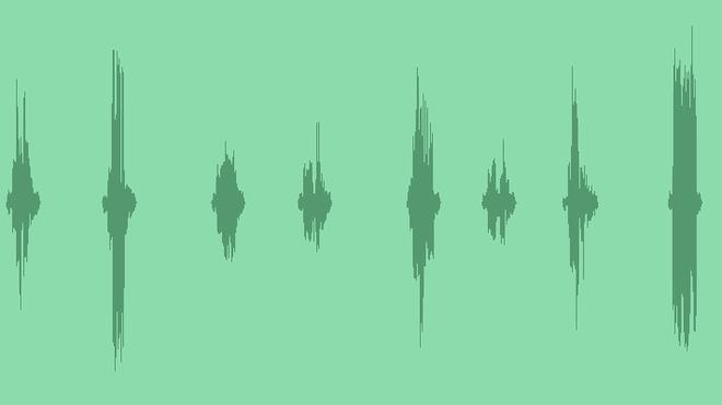 Glitch SFX: Sound Effects