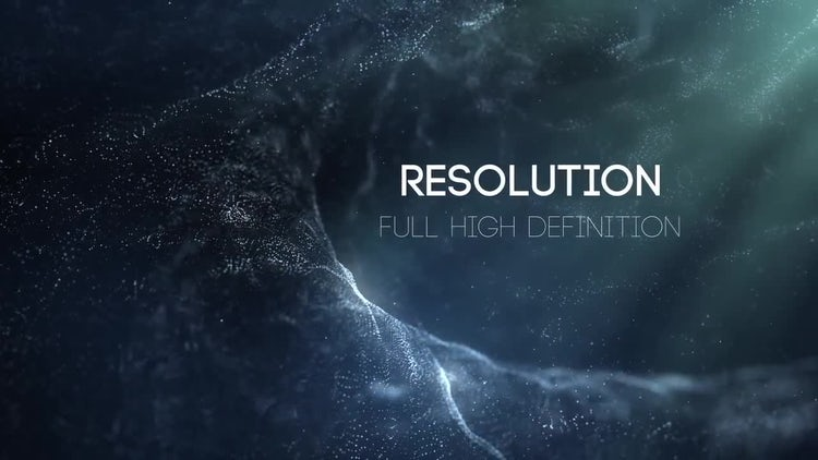 Density Titles: After Effects Templates