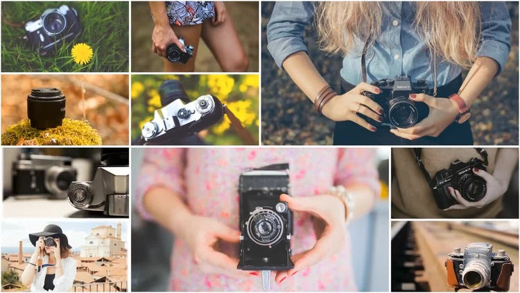 Dynamic Slide Opener: After Effects Templates