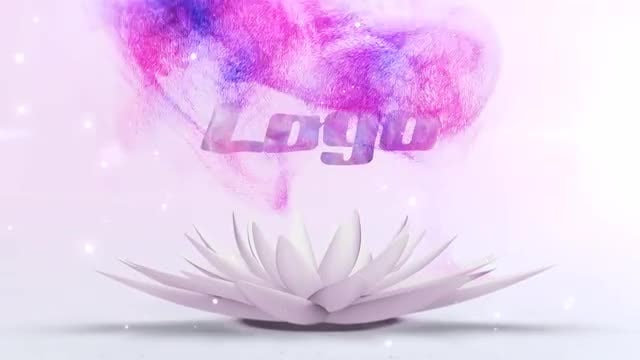 Lotus Flower Opener 1: After Effects Templates