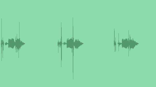 Soft Mechanical Button: Sound Effects