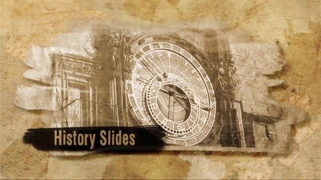 Ancient/History Unfold Project: After Effects Templates