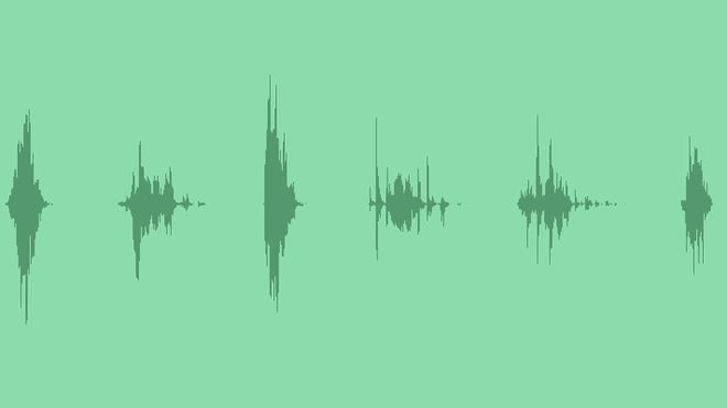 Strange SFX: Sound Effects