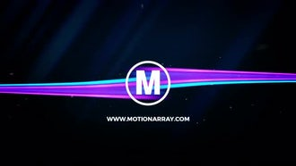 Light Logo Reveal: Premiere Pro Templates