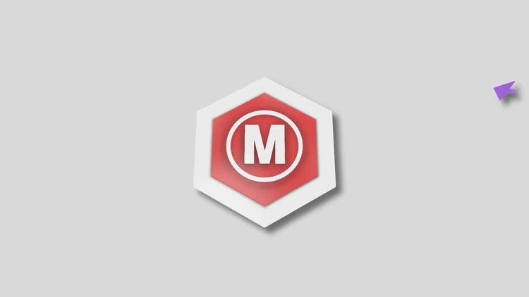 3D Minimal Logo Reveals Pack: After Effects Templates