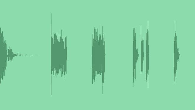 Laser Machine Gun: Sound Effects
