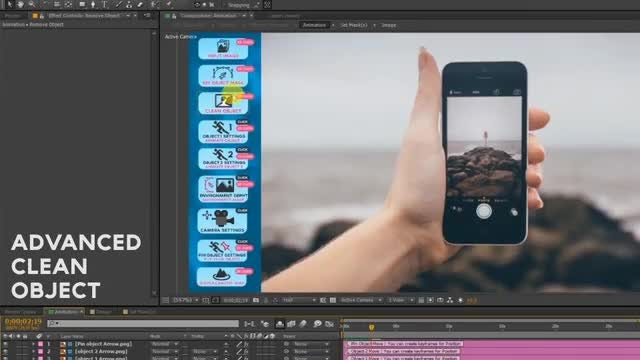 Live Photo Animation: After Effects Templates