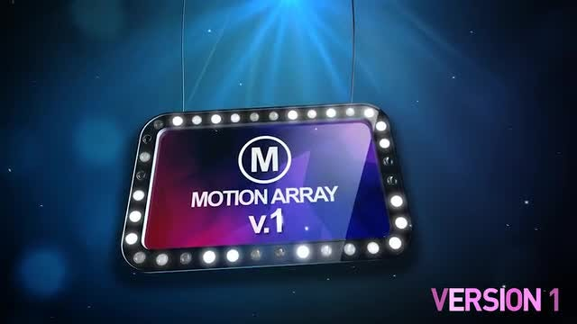 Flip Flop Logo Intro: After Effects Templates