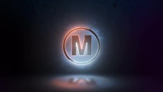 Saber Light Logo: After Effects Templates